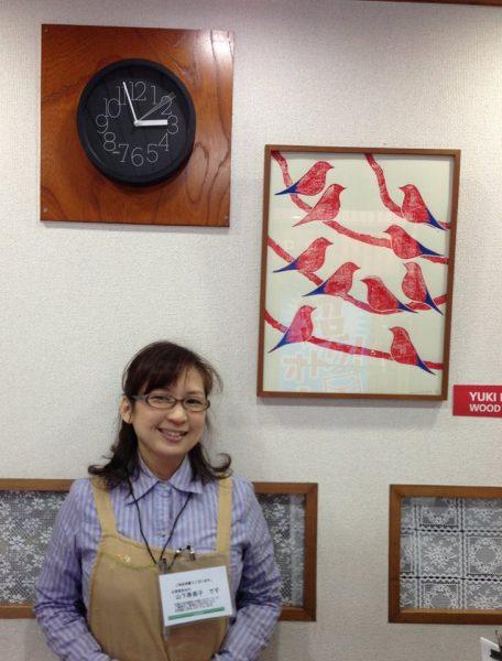 を配信されております。     メール配信の企画と販促をしておられる山下寿美子さんです。