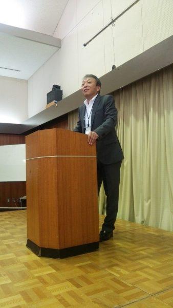 講師は ㈱サン京都 石塚保博 先生